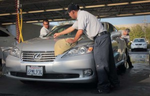Car Wash Attendants Often Determine If A Customer Will Return For Repeat Visits Main Responsibility Is To Clean The Lot Of Washes Have